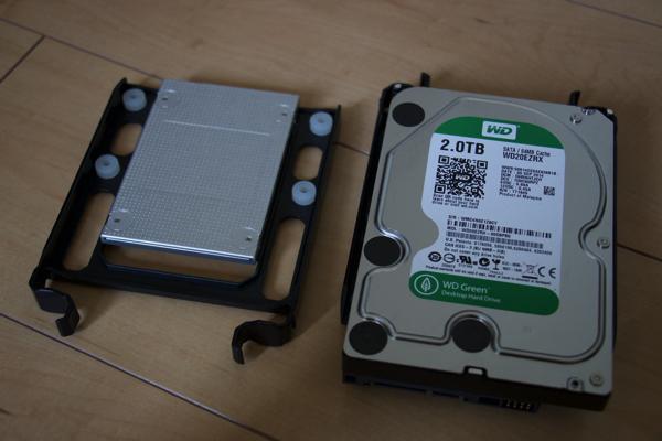 SSD・HDD選び【体験談アリ】