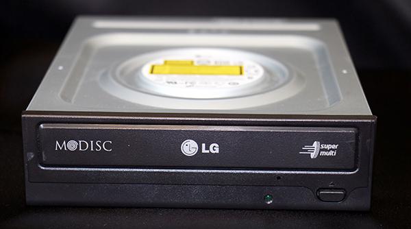 DVDドライブ画像